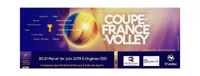 Finales Coupe de France M17M 2019